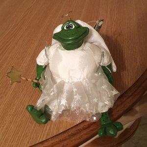 Angel Frog
